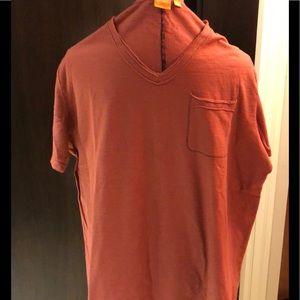 Hugo Boss Men's Distressed Tshirt